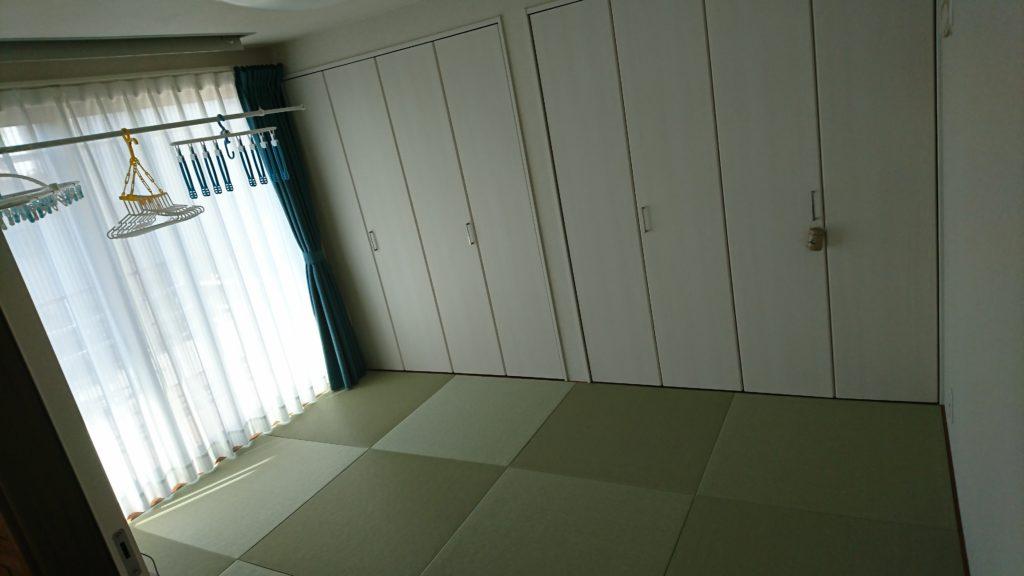 和室&室内干し部屋&子ども部屋2